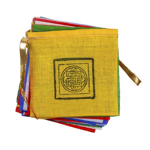 Tibet Collection Prayer Flag: Gu-Chu-Sum Lucky Garland