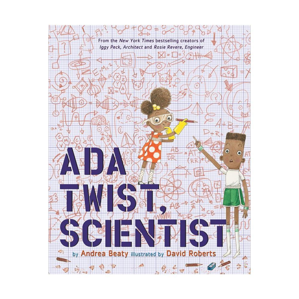 Ada Twist Scientist By Andrea Beaty