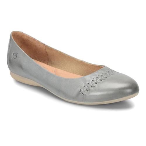 Born Women's Madeleine Flats SKYBLUE