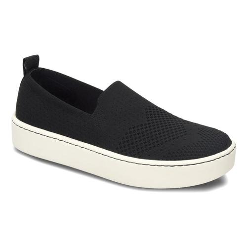 Born Women's Sun Slip On Sneakers BLACK