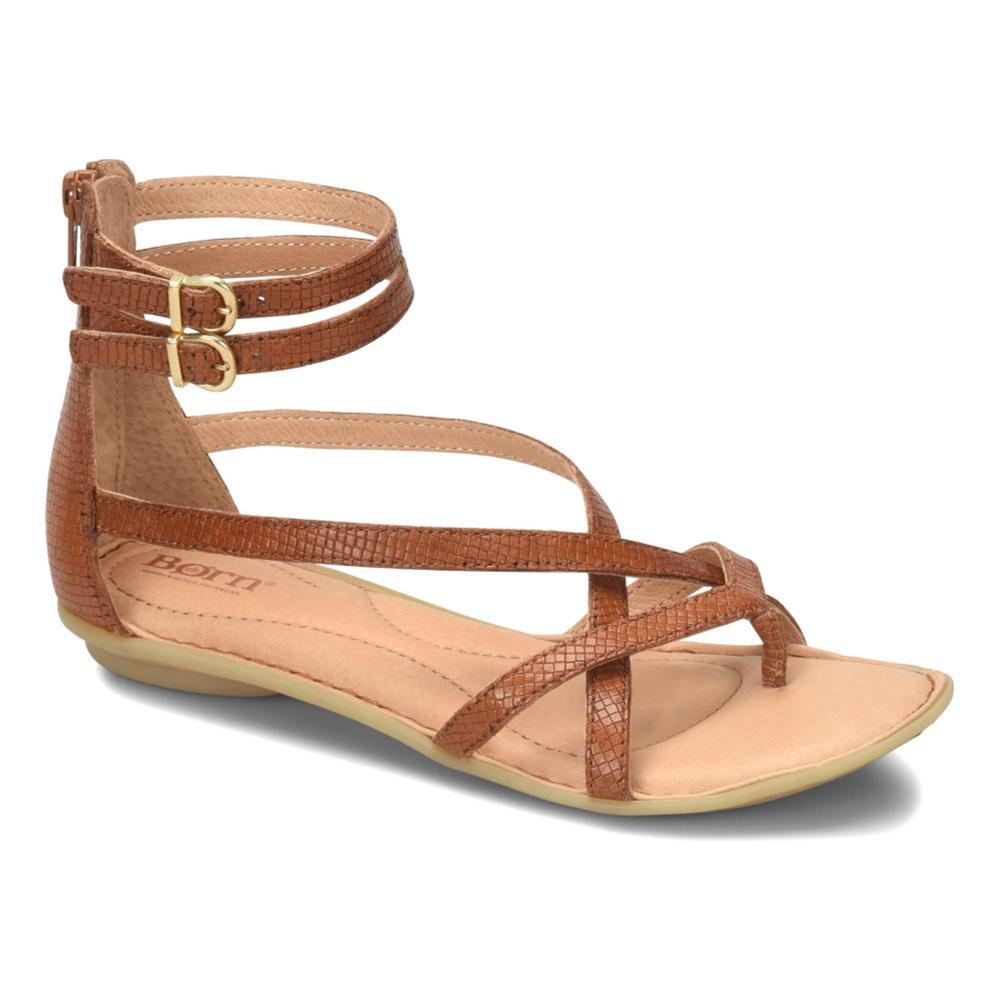Born Women's Mai Gladiator Sandals COGNAC