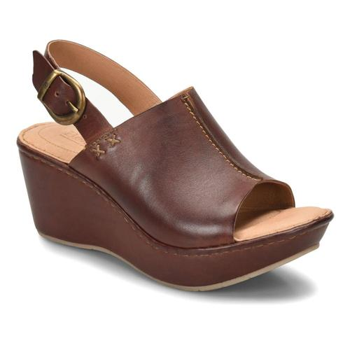 Born Women's Valencia Wedge Sandals