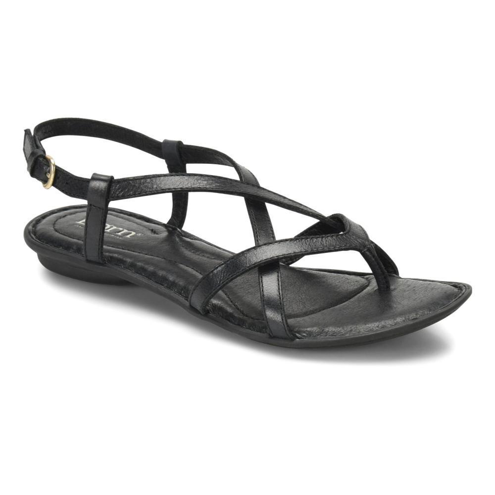 Born Women's Mai Sandals BLACK