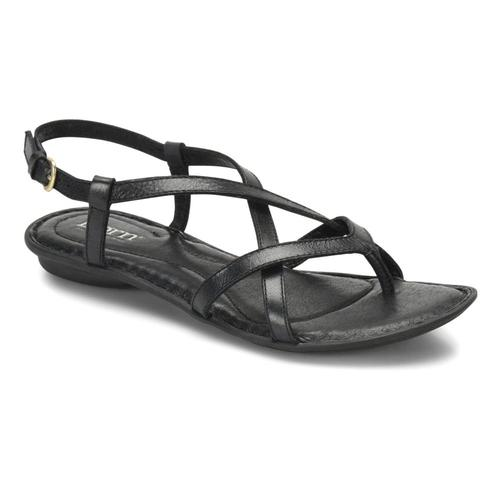 Born Women's Mai Sandals BLACK