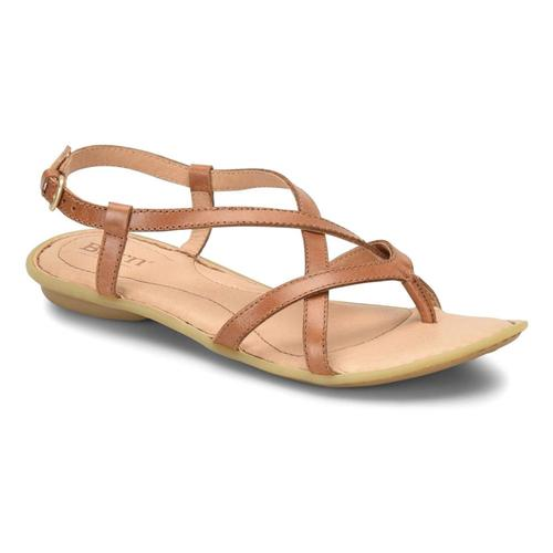 Born Women's Mai Sandals BROWN