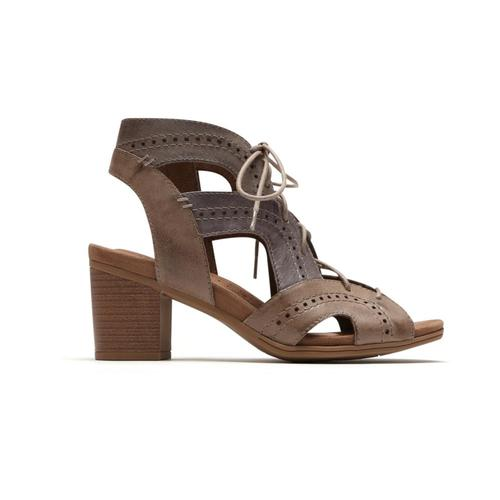 Rockport Cobb Hill Women's Hattie Open Lace Sandals