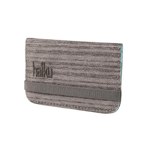 Haiku RFID Mini Wallet GRAYPOPLAR