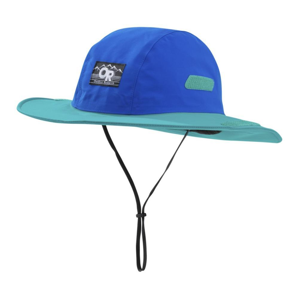 Outdoor Research Retro Seattle Sombrero Hat GLACIER_1265