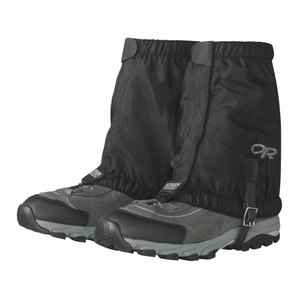 Outdoor Research Rocky Mountain Low Gaiters BLACK_001