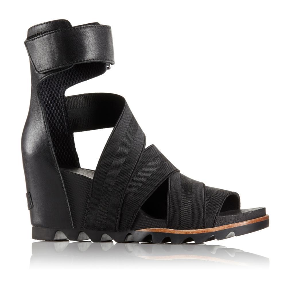 Sorel Women's Joanie Gladiator II Sandals BLACK