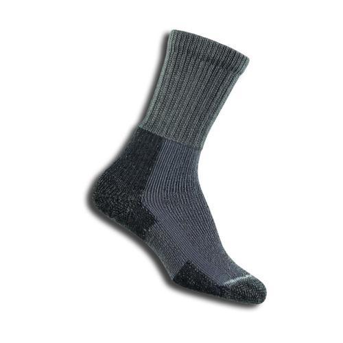 Thorlos Women's Thick Cushion KXW  Hiking Socks Pewter