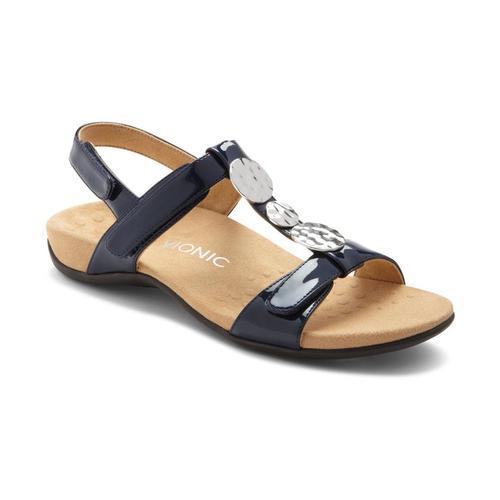 Vionic Women's Farra Sandals Navy
