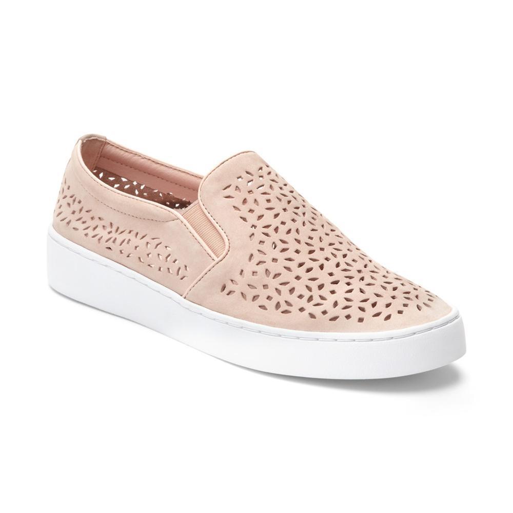 Vionic Women's Midi Perf Slip-on Sneakers DUSTYPNK