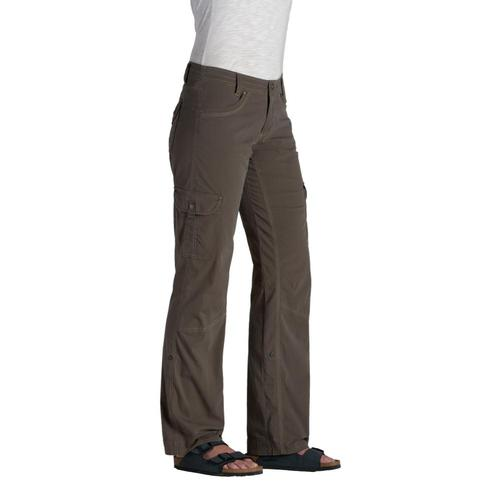 KUHL Women's Splash Roll-Up Pants Extended - 32in Breen
