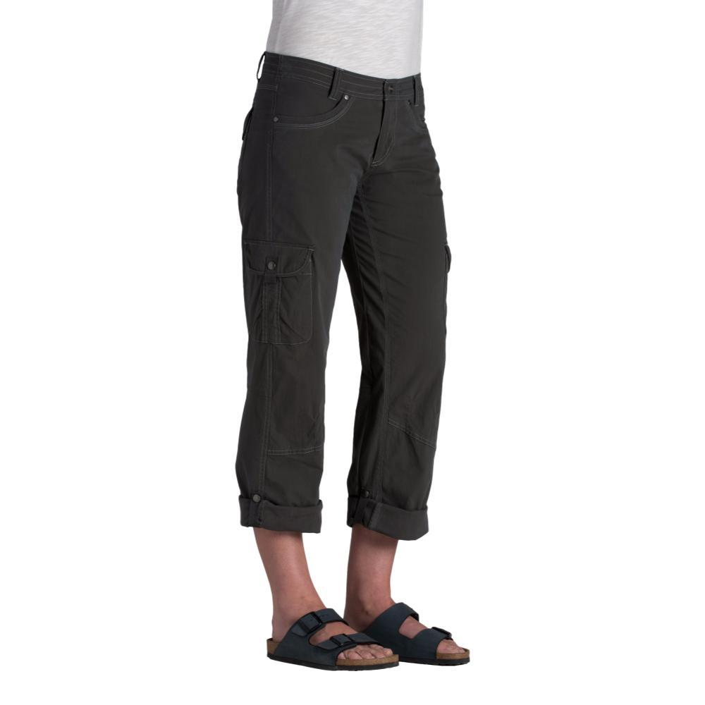 KUHL Women's Splash Roll-Up Pants Extended - 32in CARBON