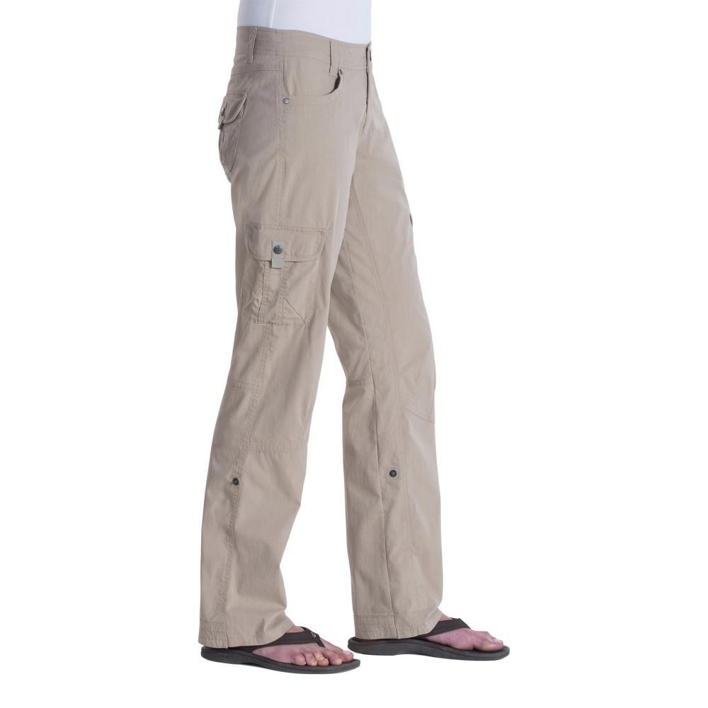 KUHL Women's Splash Roll-Up Pants Extended - 32in DESKHAKI