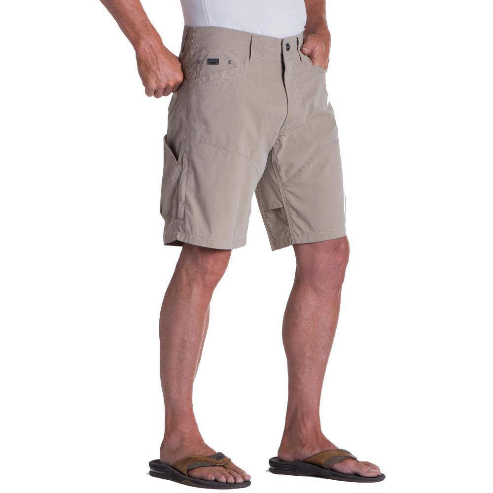 KUHL Men's Konfidant Air Shorts DESKHAKI
