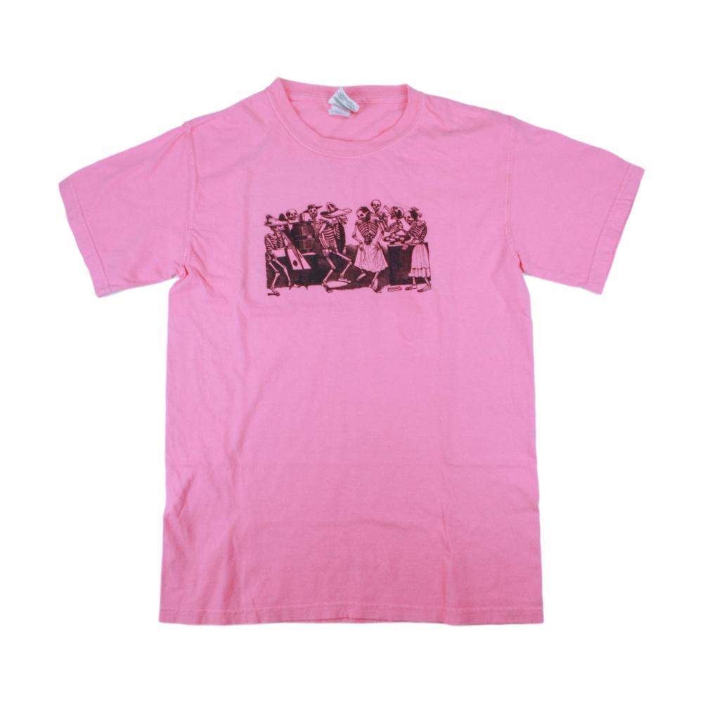 Whole Earth Provision Unisex Classic Posada T-Shirt PEONY