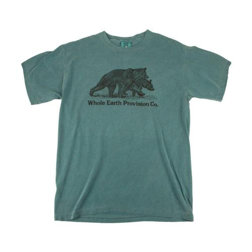 Whole Earth Provision Unisex Classic Bear T-Shirt