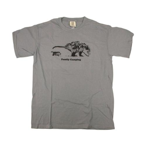 Whole Earth Provision Unisex Classic Possum T-Shirt