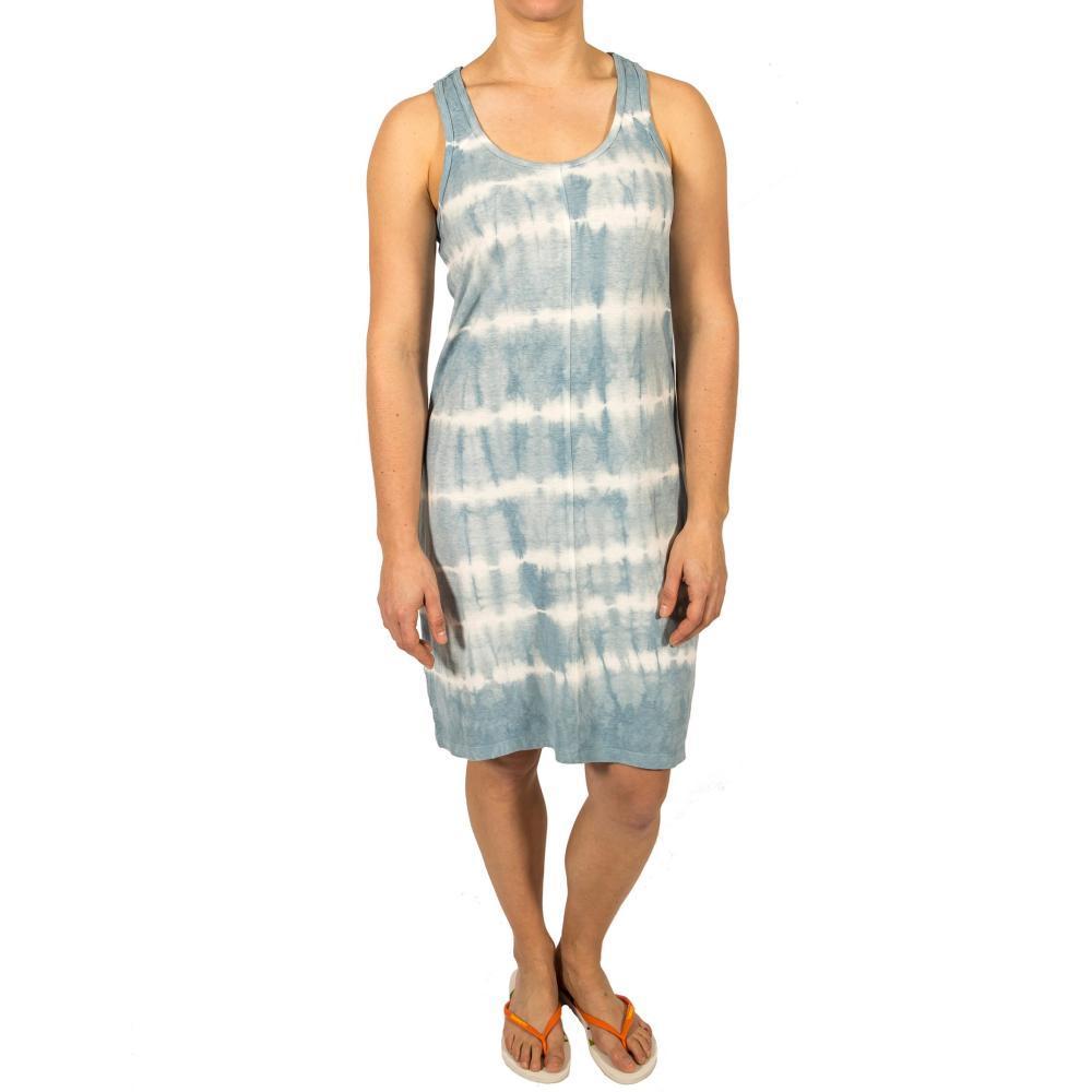 Gramicci Women's Waterfall Tank Dress STILLWATER