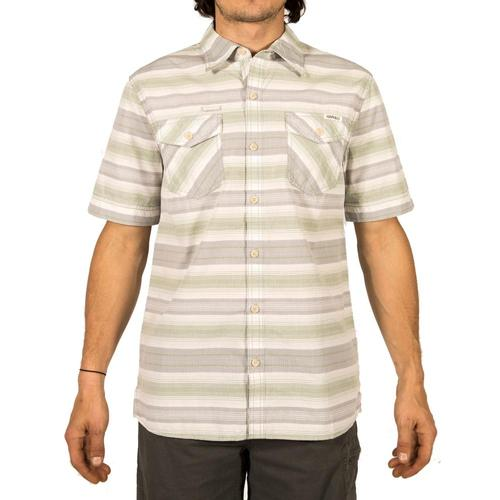 Gramicci Men's Link-Up Short Sleeve Shirt