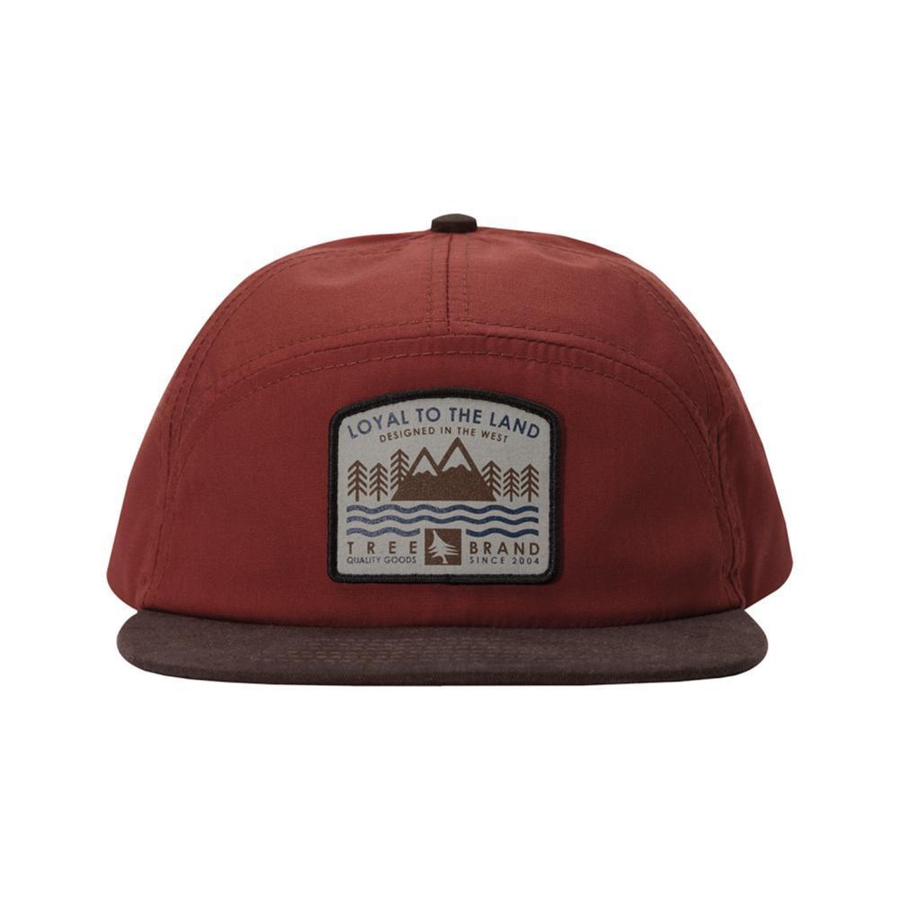 HippyTree Shorewood Hat RUST