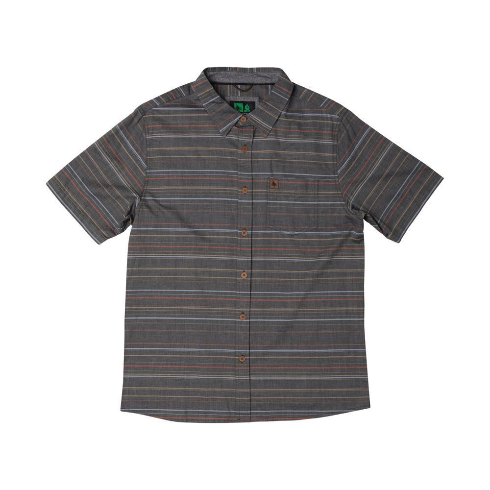 Hippy Tree Men's Anza Woven Shirt ASPHALT