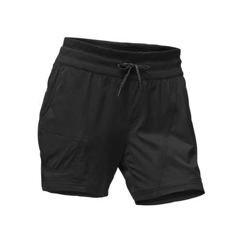 The North Face Women's Aphrodite Shorts 6in Jk3_blk