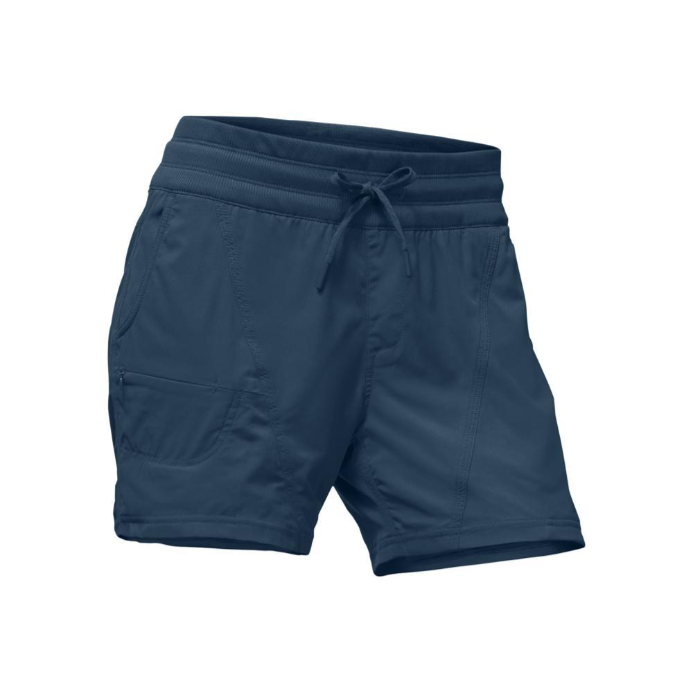 The North Face Women's Aphrodite Shorts 6in N4L_TEAL