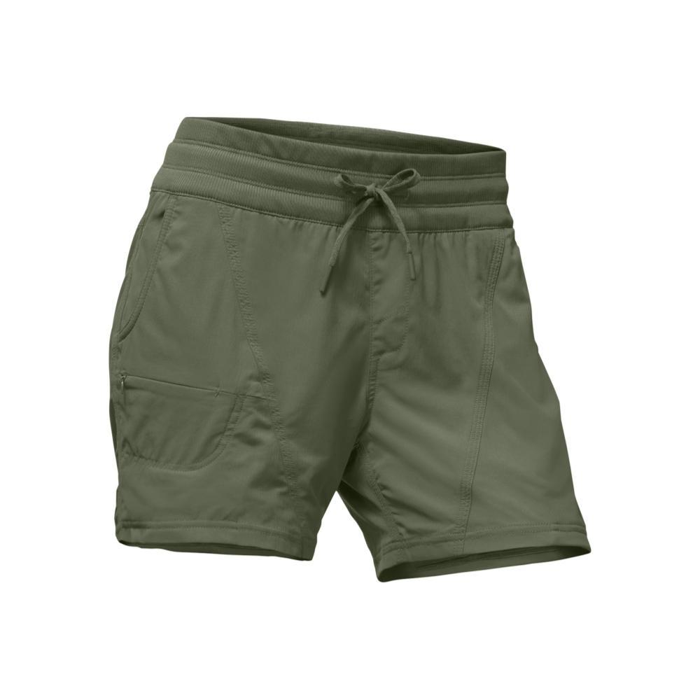 The North Face Women's Aphrodite Shorts 6in ZCE_CLOVER