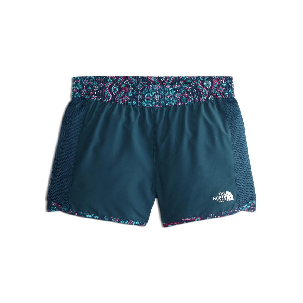 The North Face Girls Class V Water Shorts BLUE3HE