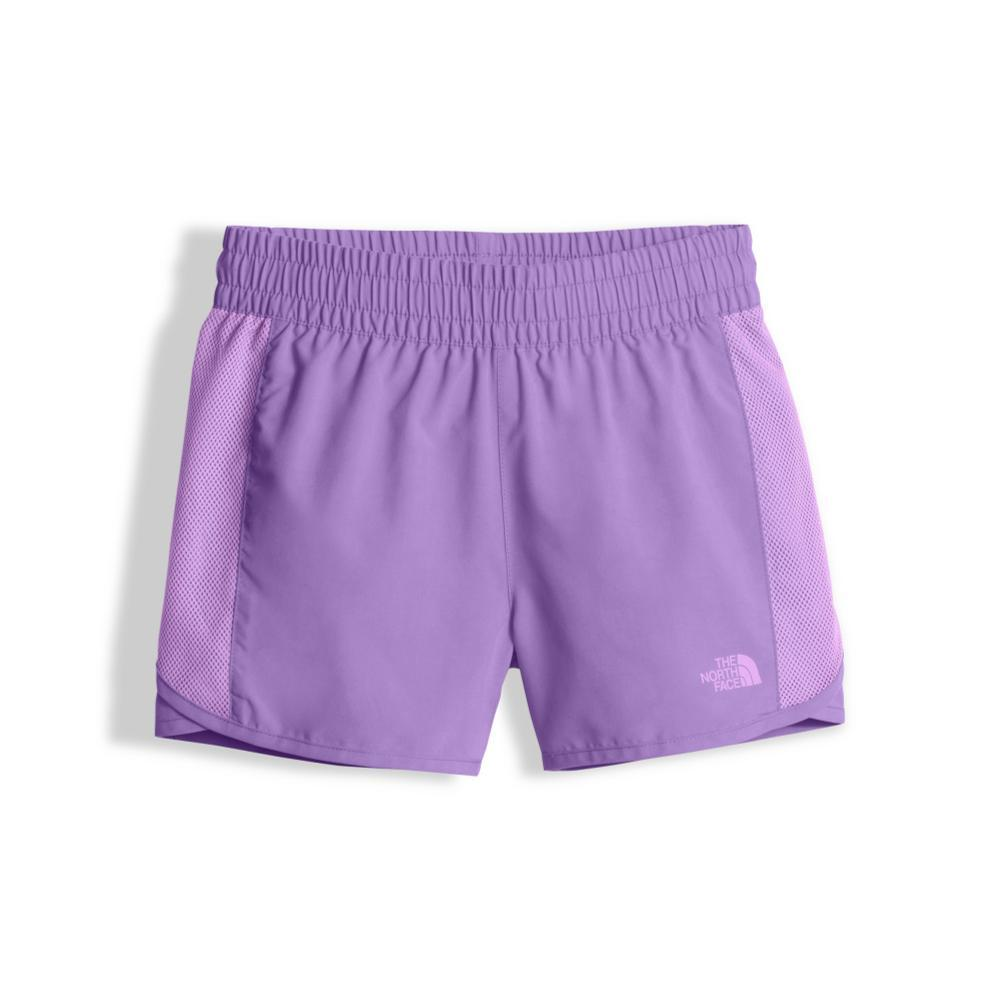 The North Face Girls Class V Water Shorts PAIPURP_NXT