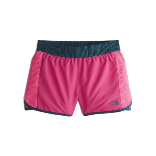 The North Face Girls Class V Water Shorts Pink1pt