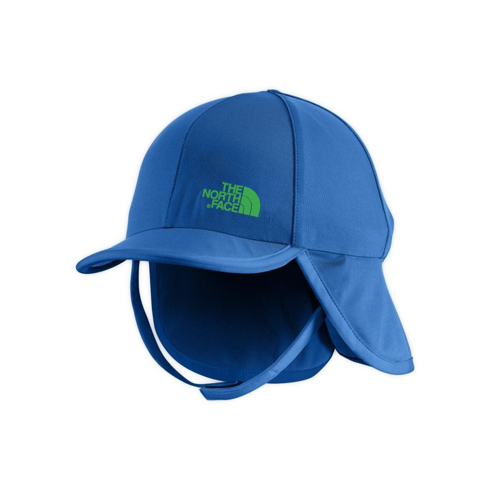 The North Face Infant Baby Sun Buster Hat BLUEWXN