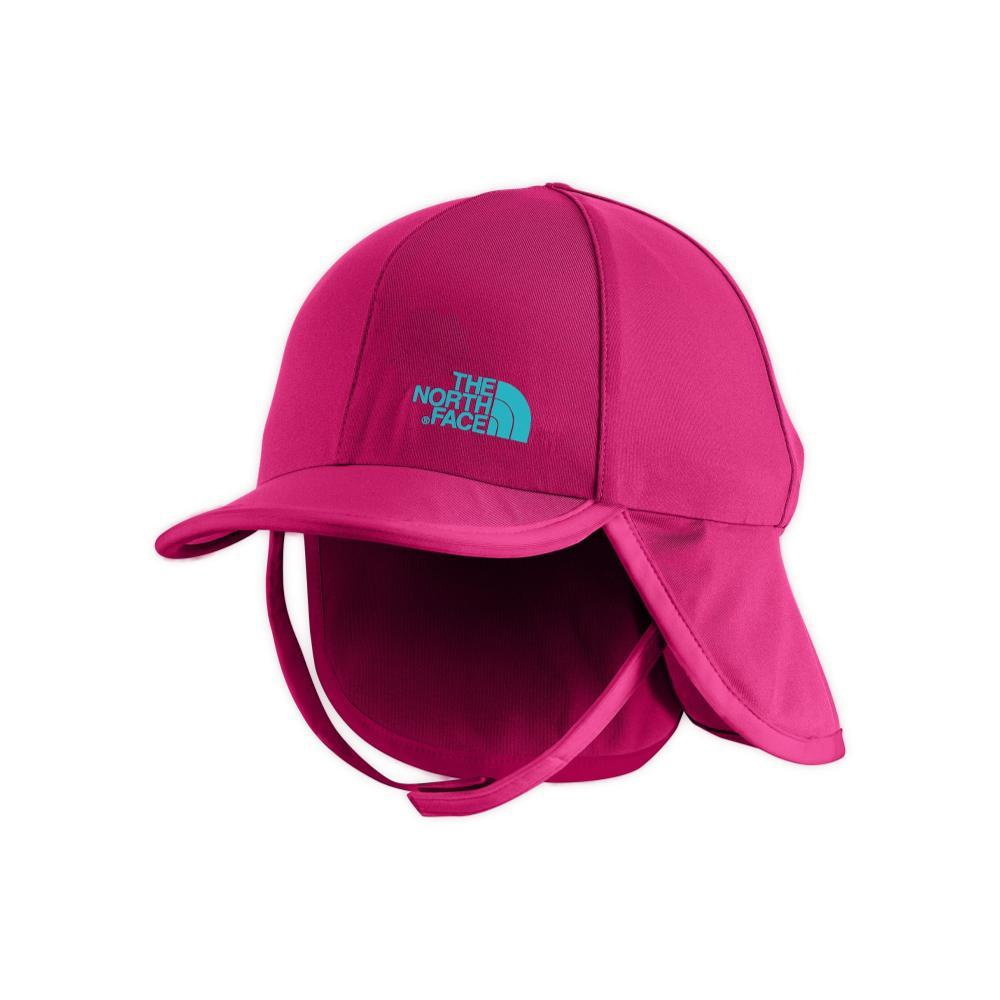 The North Face Infant Baby Sun Buster Hat PINK79M