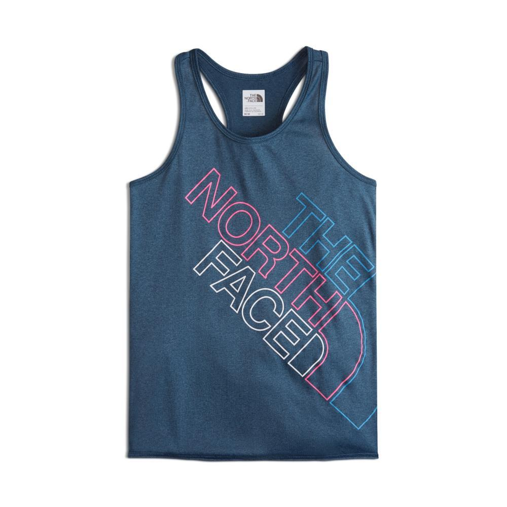 The North Face Girls Peak Tank BLUEH1R