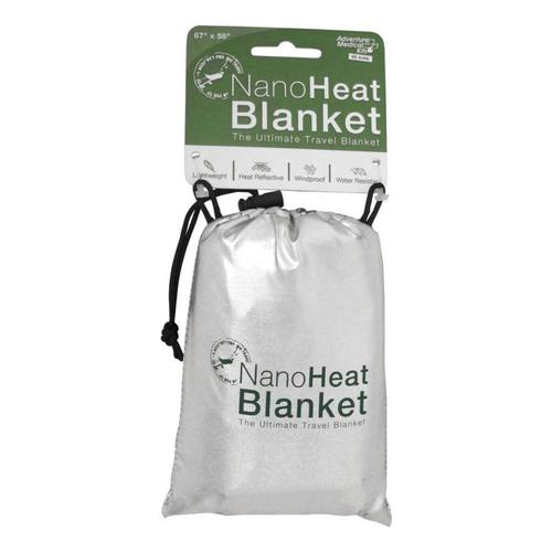 Adventure Medical Kits Travel Nanoheat Blanket .