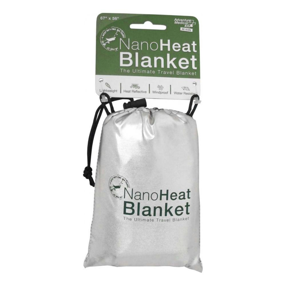 Adventure Medical Kits Travel Nanoheat Blanket