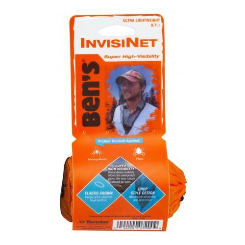 Ben's InvisiNet Head Net .