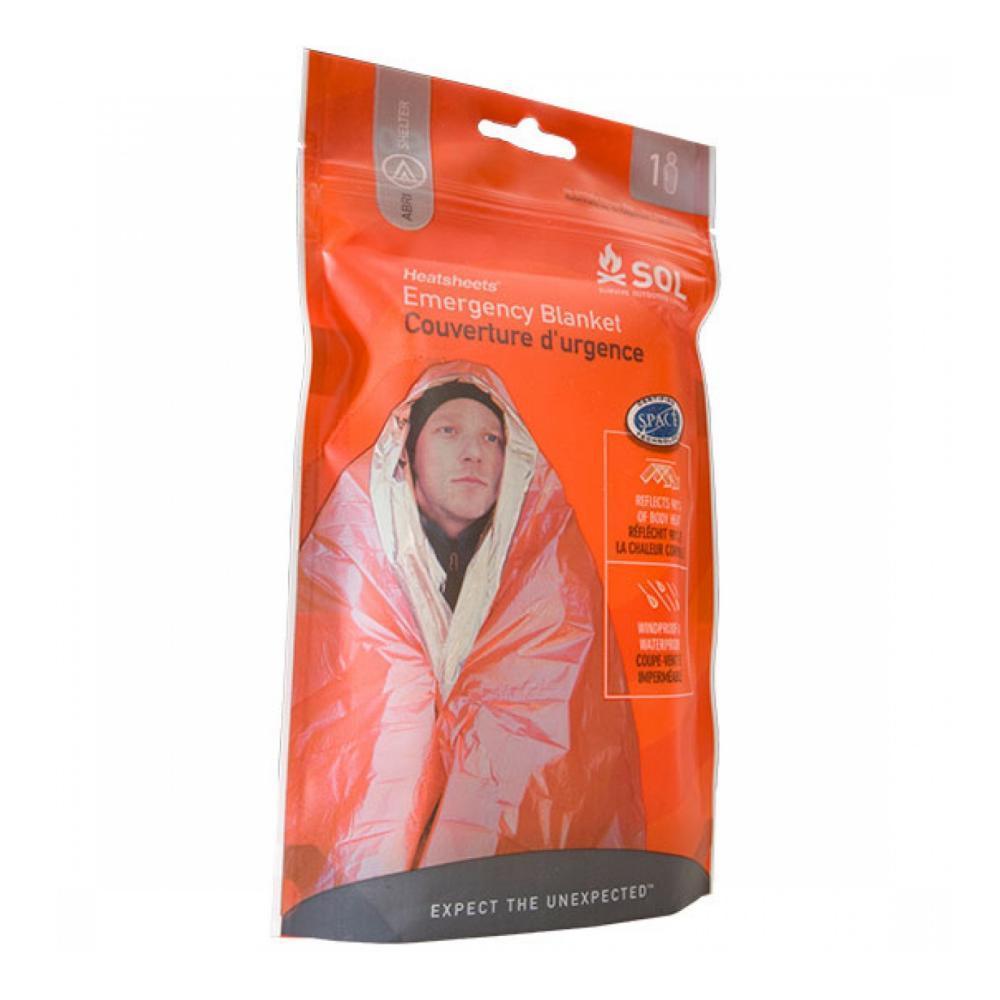 Survive Outdoor Longer 1- Person Emergency Blanket