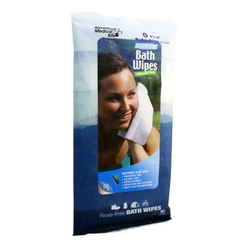 Adventure Medical Kits Adventure Bath Wipes .