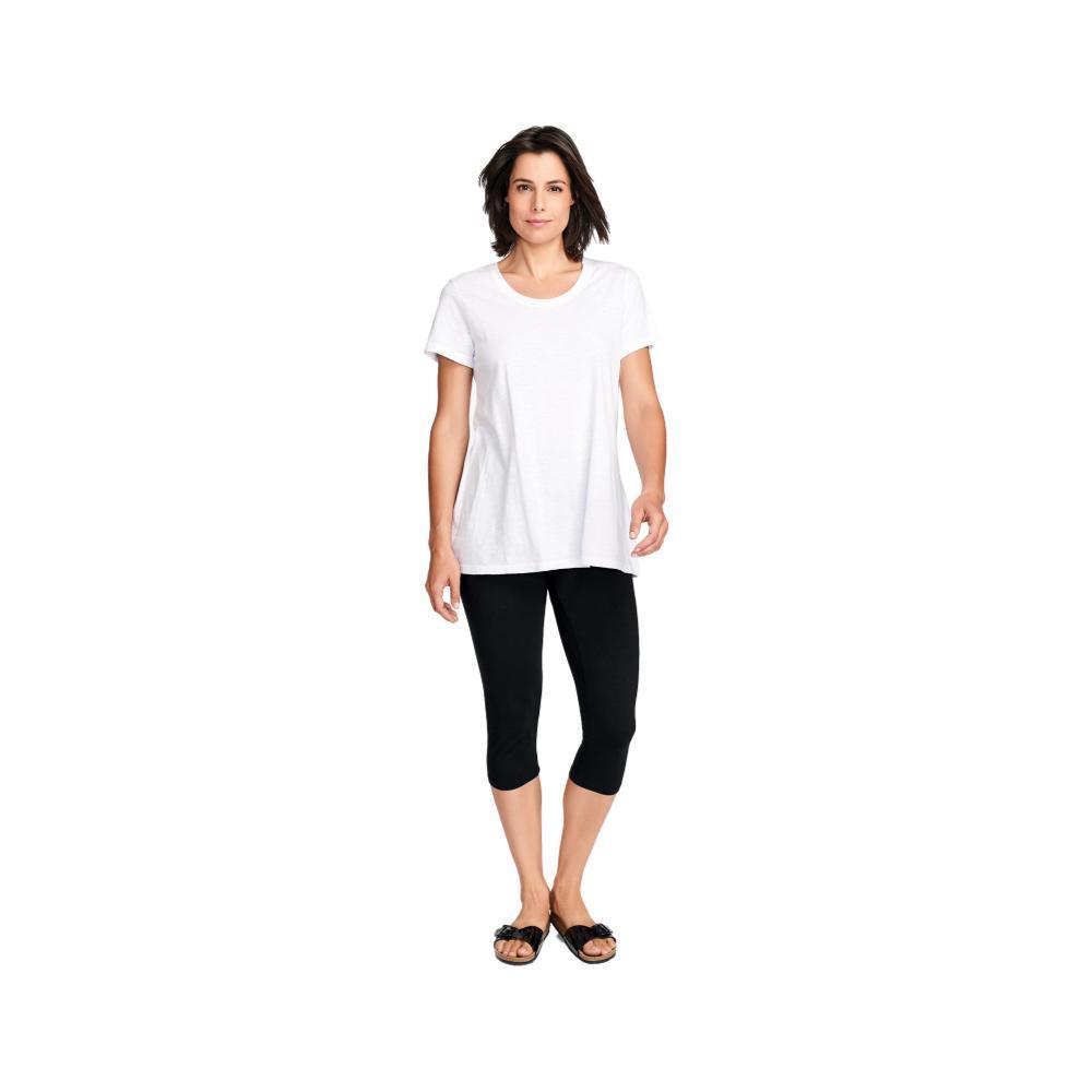 FLAX Women's Tunic Tee WHITE