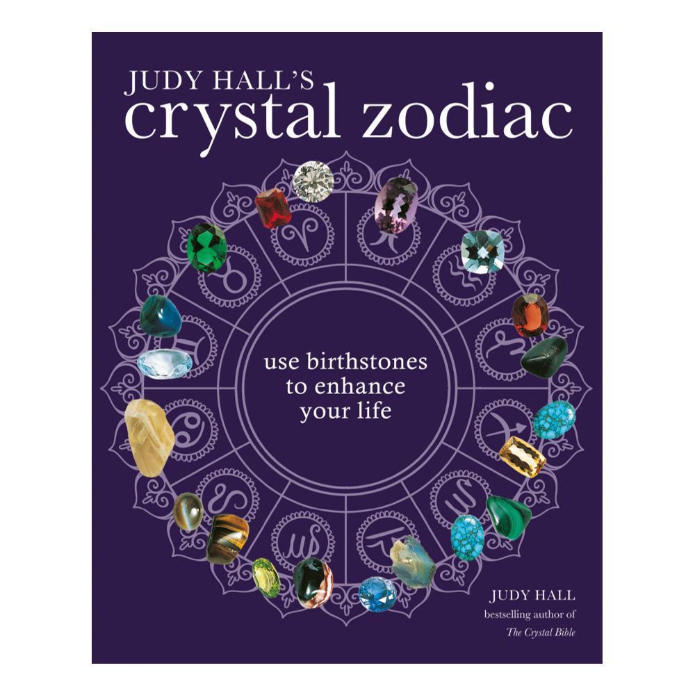 Judy Hall's Crystal Zodiac By Judy Hall