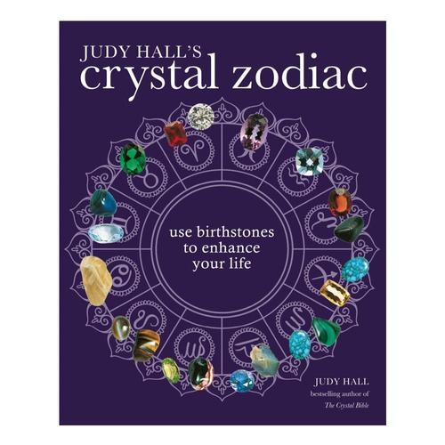 Judy Hall's Crystal Zodiac By Judy Hall