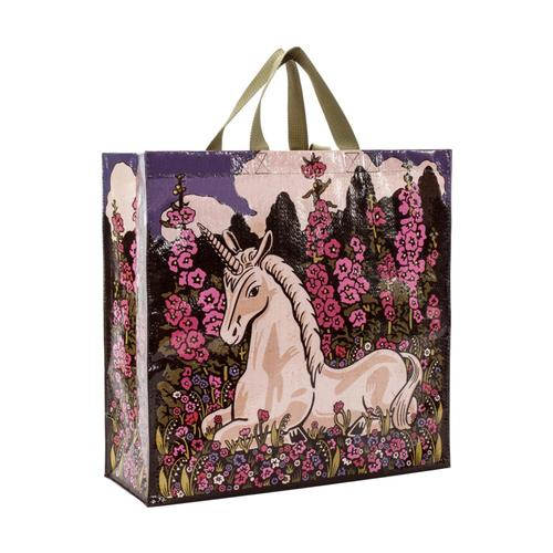 Blue Q Unicorn Shopper
