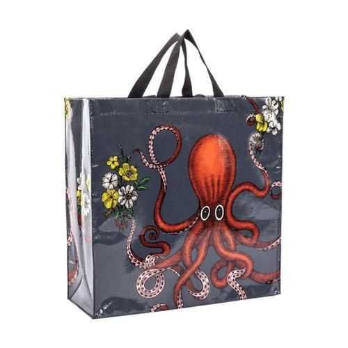 Blue Q Octopus Shopper Octopus