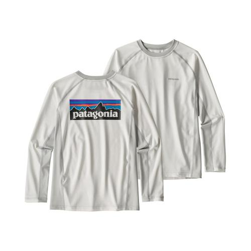 Patagonia Boys Long-Sleeved Silkweight Rashguard