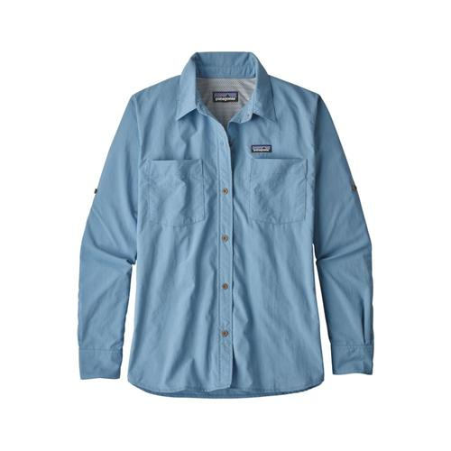 Patagonia Women's Long-Sleeved Anchor Bay Shirt