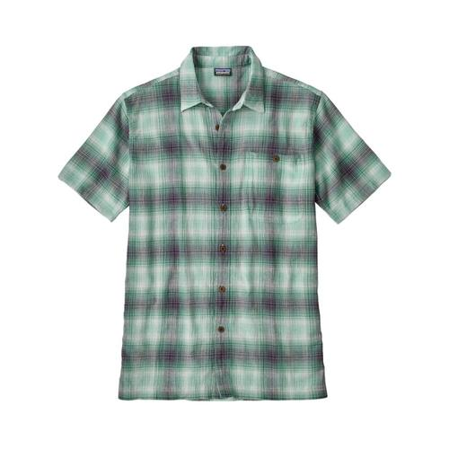 Patagonia Men's A/C Shirt Cobe_green